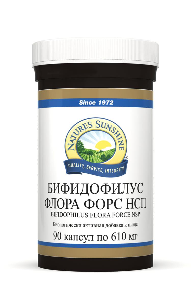 бифидофилус флора форс нсп