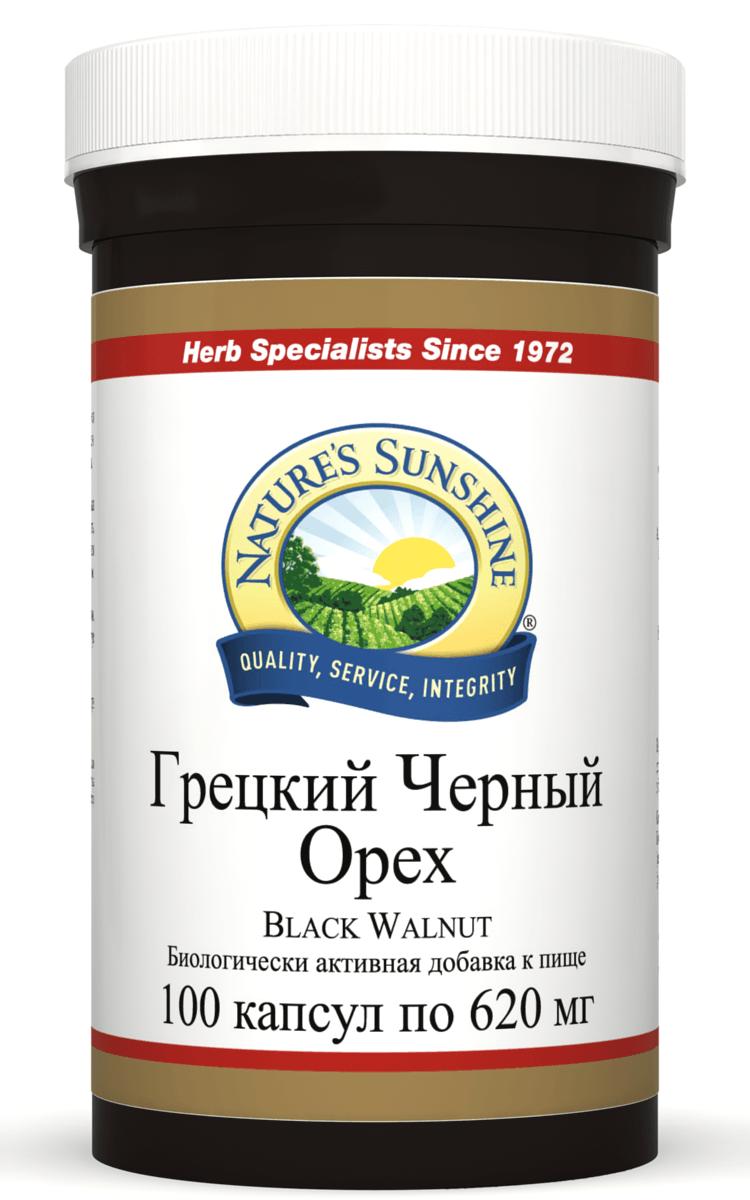 грецкий черный орех нсп
