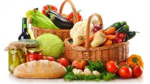 Овощи здоровое питание НСП