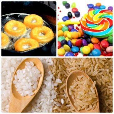 Самые вредные продукты питания. Чем их заменить? Часть III: сладости, жареная и рафинированная еда