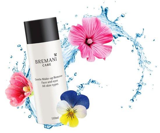 средство для снятия макияжа бремани