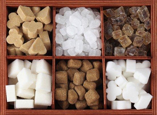 Польза сахара